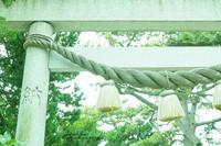 海辺の神社で - jumhina biyori*