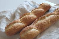 BBQ用のバゲットを焼きました! - 大阪 堺東 パン教室 『ワンランク上の本格パン作り』 - ル・タン・ピュール -