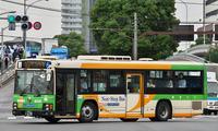東京都交通局 S-K496 - FB=Favorite Bus