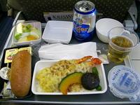 シンガポール航空〜機内食 2017.05 その1 - Essen★Makan★何食べる?
