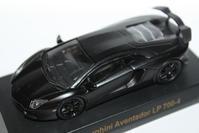 1/64 Kyosho Lamborghini CHINA OEM Aventador LP 760-4 Doragon Edition - 1/87 SCHUCO & 1/64 KYOSHO ミニカーコレクション byまさーる