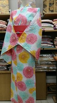 トルソーさんゆかたチェンジ - たんす屋新小岩店ブログ