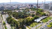 玉藻公園と高松市街地 - kawanori-photo