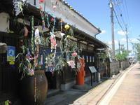 七夕まつり 織り姫展 - 商家の風ブログ