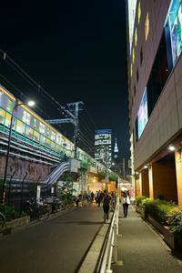 西新宿夜歩き - 柳に雪折れなし!Ⅱ