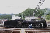 機関車を護る - 2017年・秩父 - - ねこの撮った汽車
