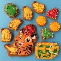 ◆チャンドゥのアイシングクッキー - まんなのお菓子工房