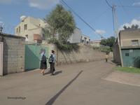 午後のサッカー - Fine Days@Addis Ababa