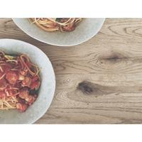 フレッシュトマトのパスタ - mizutamanotsuki