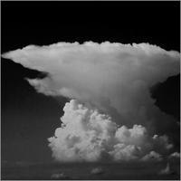 白い雲   - みなかわ写瞬間