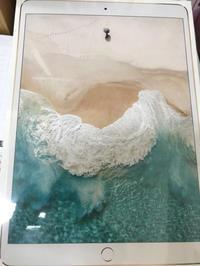 iPad Pro 10.5inchモデル、届く。 - 開業したて整形外科院長の野望(無謀)日記。
