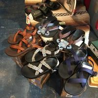 sandal 2 - Oceania & Spinach