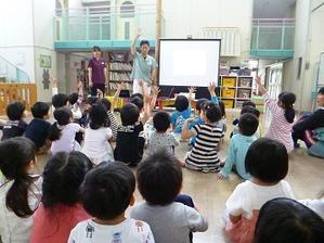 歯磨き頑張るぞ☆☆☆ - まつばっこ広場・新潟市江南区松葉保育園