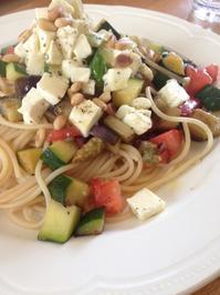 夏野菜のパスタフレッド - 日進のイタリアンマンマの極上レシピ