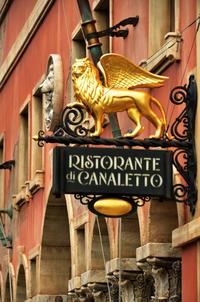 次回も又ここでお食事したいな。:リストランテ ディ・カナレット (Ristorante di Canaletto) #TDS - あれも食べたい、これも食べたい!EX