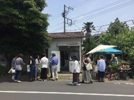 mini FLAT-ichi 開催しました - FLAT HOUSE cafe カフェ日記