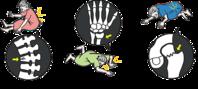 骨粗鬆症 その1 症状 - 横浜市南区弘明寺 原整形外科医院のブログ