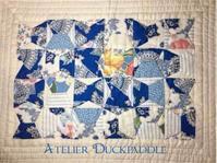 プルミエクラスのレッスン - 手作りな暮らし Atelier Duck Paddle