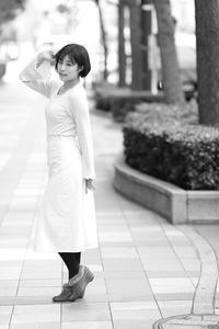 えりちゃん21 - モノクロポートレート写真館