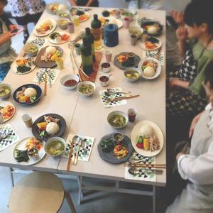 梅雨の薬膳 UMIE+ レポート - 薬膳料理教室『HYGGE+』   HYGGEな薬膳じかん