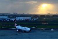 2017シドニー遠征 その67 シドニー3日目 早朝撮影 - 南の島の飛行機日記
