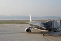 6/16 イケメンCAさんが乗務するフライトで帰京へ。 - uminaha-t's blog