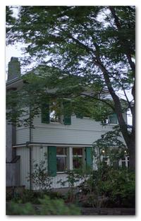 #2211 緑の中の家 - at the port