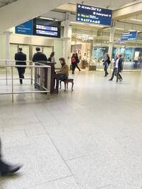 旅日記2 ロンドン2日目 前編 〜Piano ManとVintage スニーカー〜 - DIGUPPER BLOG