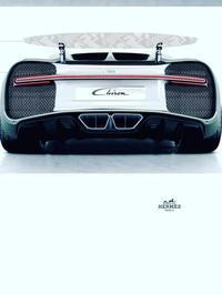 Bugatti Chiron HERMES EDITION。 - talk