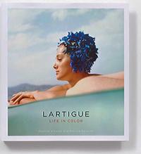 "LARTIGUE ""LIFE IN COLOR"" - 太田 バンビの SCRAP BOOK"