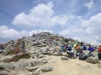 日本百名山 金峰山 (2,599M)  下山する - 風の便り