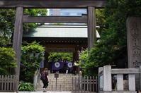 神社巡り『御朱印』東京大神宮 - (鳥撮)ハタ坊:PENTAX k-3、k-5で撮った写真を載せていきますので、ヨロシクですm(_ _)m