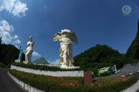 サモトラケのニケ -ルーブル彫刻美術館- - びっと飴