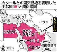 続・平昌オリンピックが終わるまで戦争は無い ?!?/サウジアラビアとカタールそしてアメリカ - 「つかさ組!」