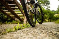 梅雨の合間に裏青木葉から、逆縦走路 - ゆるゆる自転車日記♪