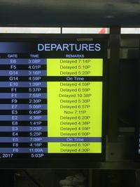 ショック学会からの帰りの飛行機遅延 - ハーバードで奮闘中、日本人救急医ブログ