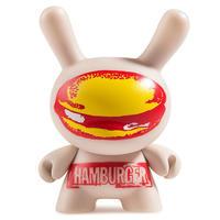 ウォーホル・ダニー・2.0の非売品バーガー・ダニーにつきまして - 下呂温泉 留之助商店 店主のブログ