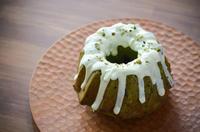 抹茶ケーキ - ゆずぱん日記