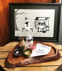 ありがとうございました。【酒器カフェ】Bar LastChance - 東京CalmoPasar