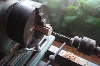 バスリコーダー用エンドピンの加工#1 - 黒猫チッチのひとりごと