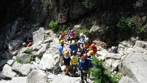月例登山 - 桑名山歩会