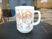 70's Fire King Snoopy Mug - DELIGHT CLOTHING&SUPPLY