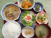 牛肉と新玉葱の煮込み★(^^♪・・・・・700円ランチ - 日だまりカフェ