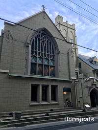 ヴォーリズ建築の素敵なカフェとおいしいパン屋さん @神戸 & 大阪・中津 - 趣味とお出かけの日記