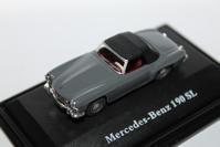 1/87 Schuco Mercedes-Benz 190SL Softtop - 1/87 SCHUCO & 1/64 KYOSHO ミニカーコレクション byまさーる