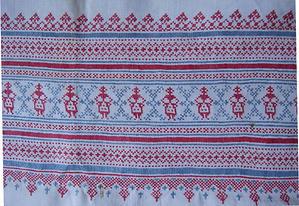 ロシア/フィンランドの刺繍布 - Muntkidy