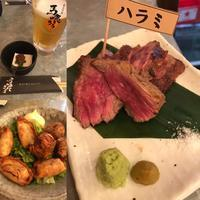 肉祭り - 小天堂 江戸日記