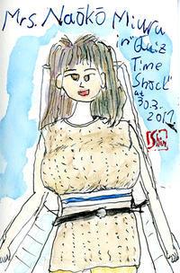 伸太郎美女画廊(4)〜綺麗で可愛らしく、賢いママさん - 前田画楽堂本舗