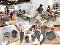 本日の陶芸教室 Vol.692 - 陶工房スタジオ ル・ポット