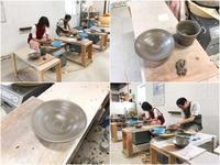 本日の陶芸教室 Vol.693 - 陶工房スタジオ ル・ポット